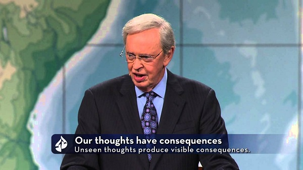 Charles Stanley InTouch Daily Devotional DECEMBER 08, 2017 - Clean Feet