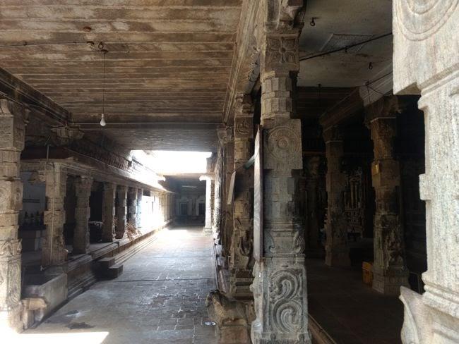 Sri Thaanthondri Eswarar Temple Prakaram