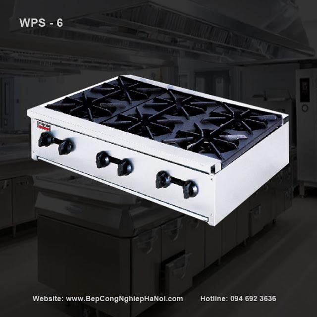Bếp âu công nghiệp WPS - 6