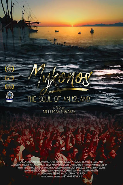 A Nico Mastorakis documentary