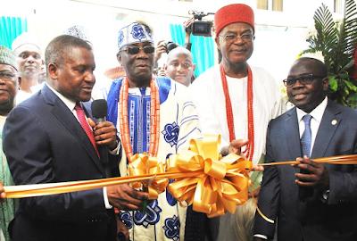 Dangote Unveils Nigeria's first Fintech Bank
