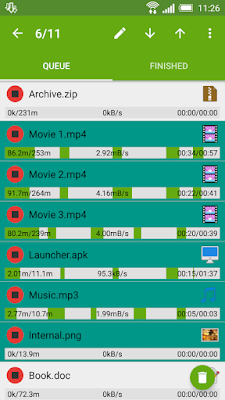 Advanced Download Manager Pro 5.0.9 Cracked APK Terbaru Gratis