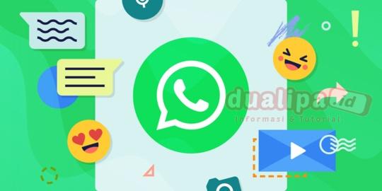 Cara Kirim Gif di WhatsApp