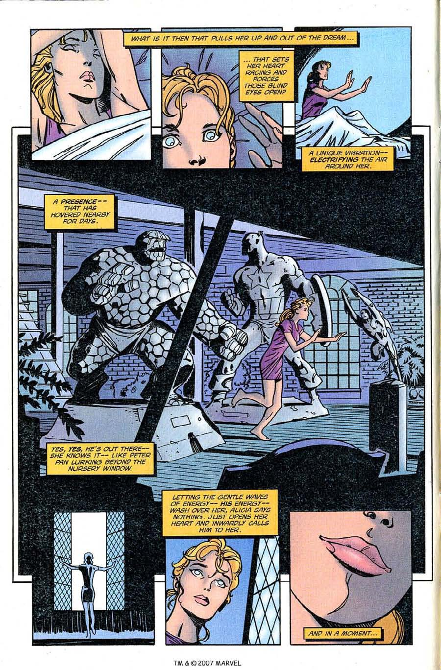 Read online Silver Surfer (1987) comic -  Issue #126 - 4