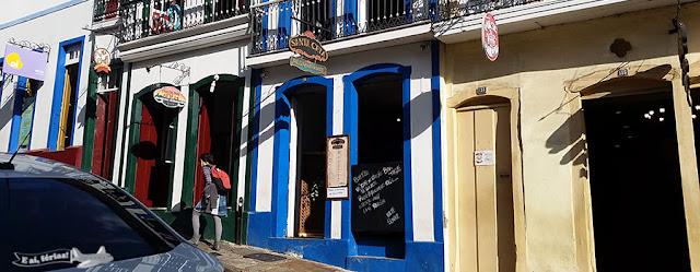 Restaurante Santa Ceia, Ouro Preto