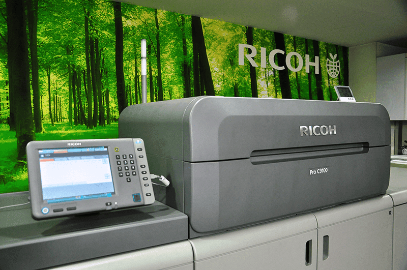 RicohPro C9100 Production Printer Announced In The Philippines!