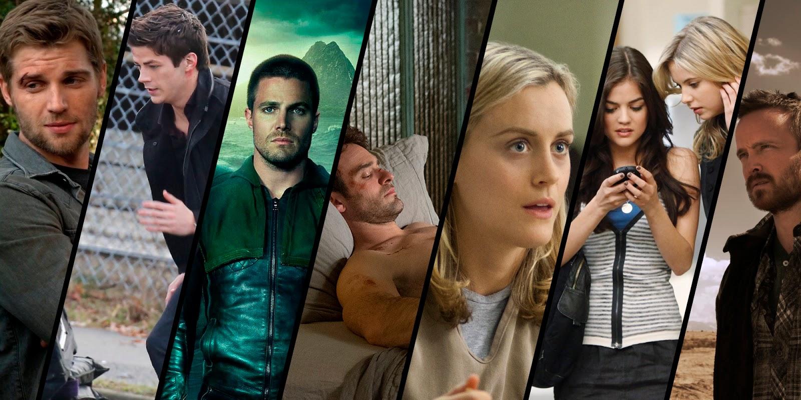 O site 'O Melhor da Telona' está de volta para a alegria dos viciados em séries e clássicos