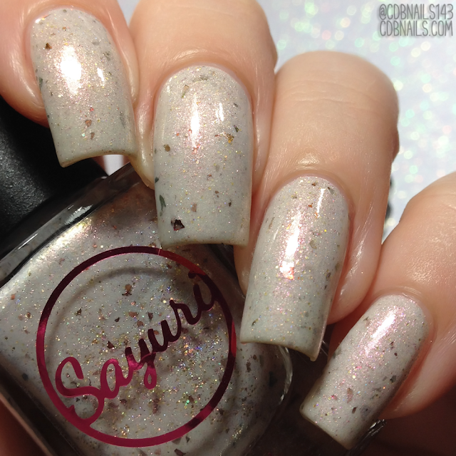 Sayuri Nail Lacquer-Raised By Wolves