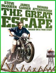 The Great Escape (El gran escape) (1963) | DVDRip Latino HD Mega 1 Link