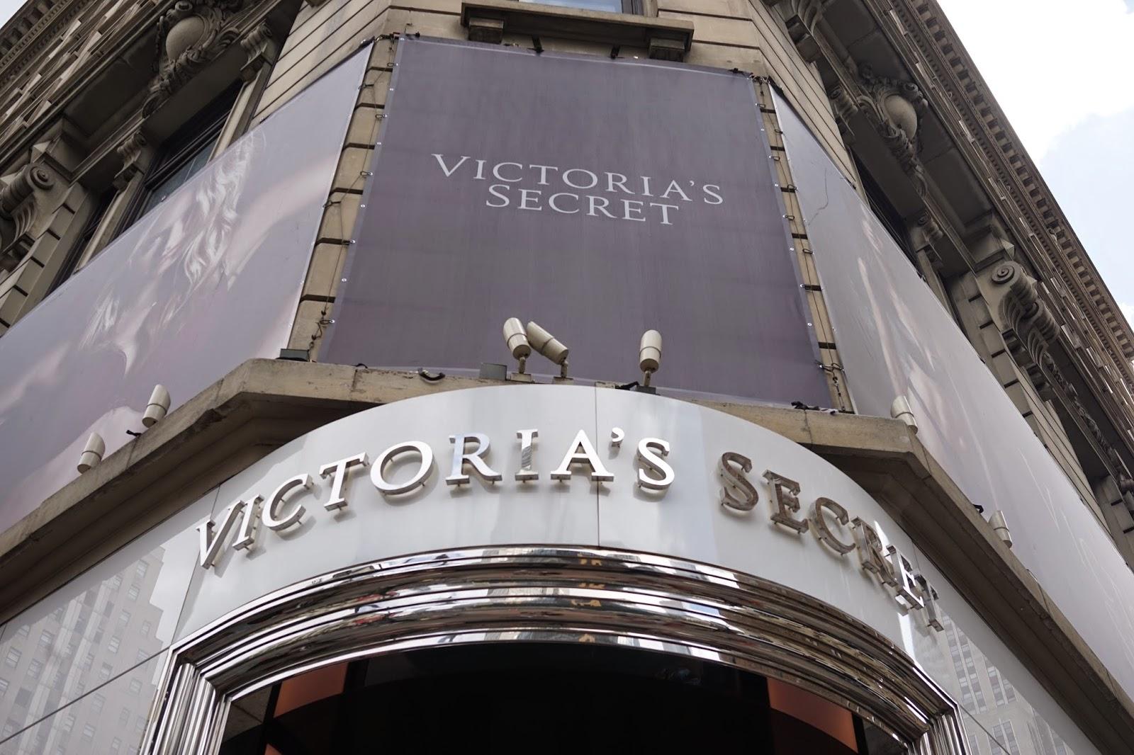 victoria's secret new york