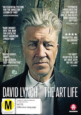 David Lynch: The Art Life: DVD Review