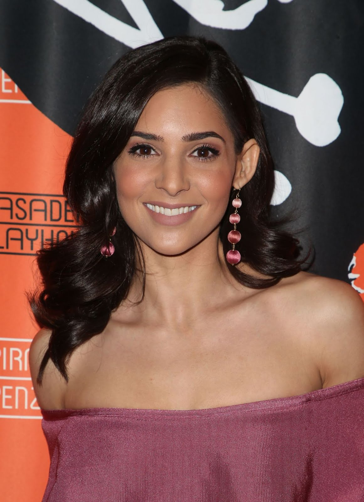 Camila Banus At Pirates Of Penzance Opening Night In Los Angeles