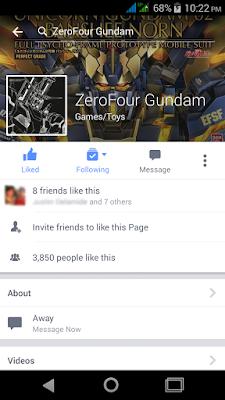 Zero Four Gundam