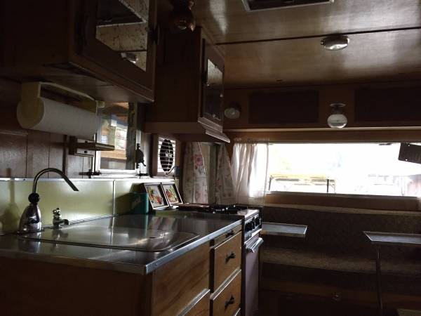 Fiat Ducato 4x4 Camper Price >> Used RVs 1961 Aloha Travel Trailer For Sale by Owner