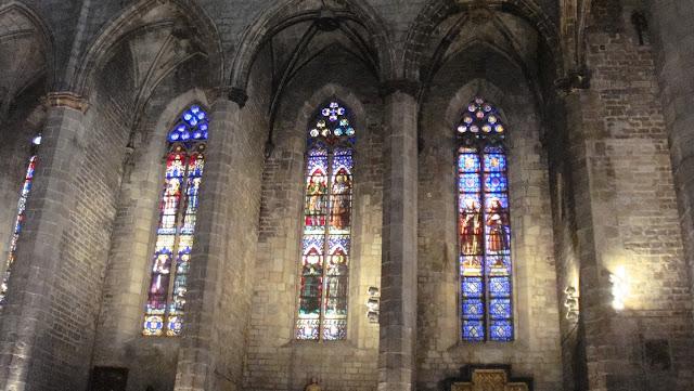 Santa María del Mar, El Born, Barcelona, Elisa N, Blog de Viajes, Lifestyle, Travel