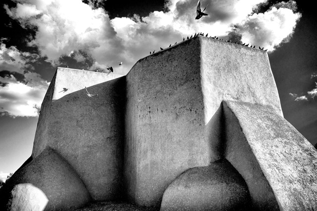 The show mentioned above is 80 years of black and white photography from new mexico and mexico and features works from the frej collection
