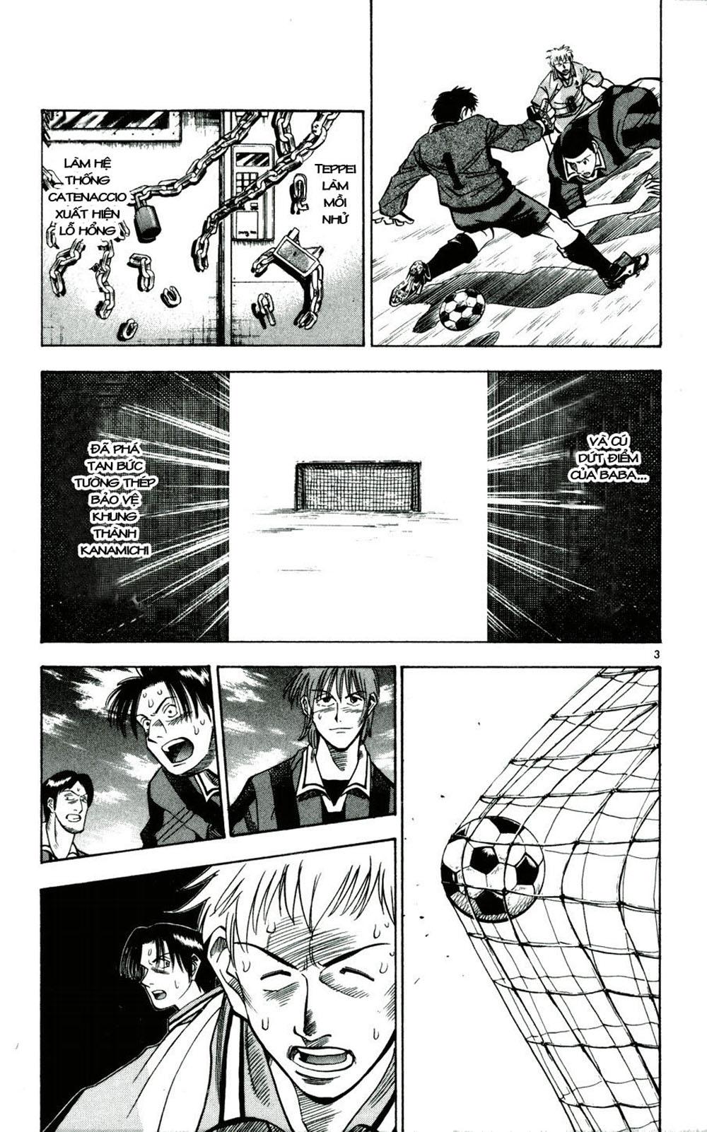 Fantasista chap 31 trang 3