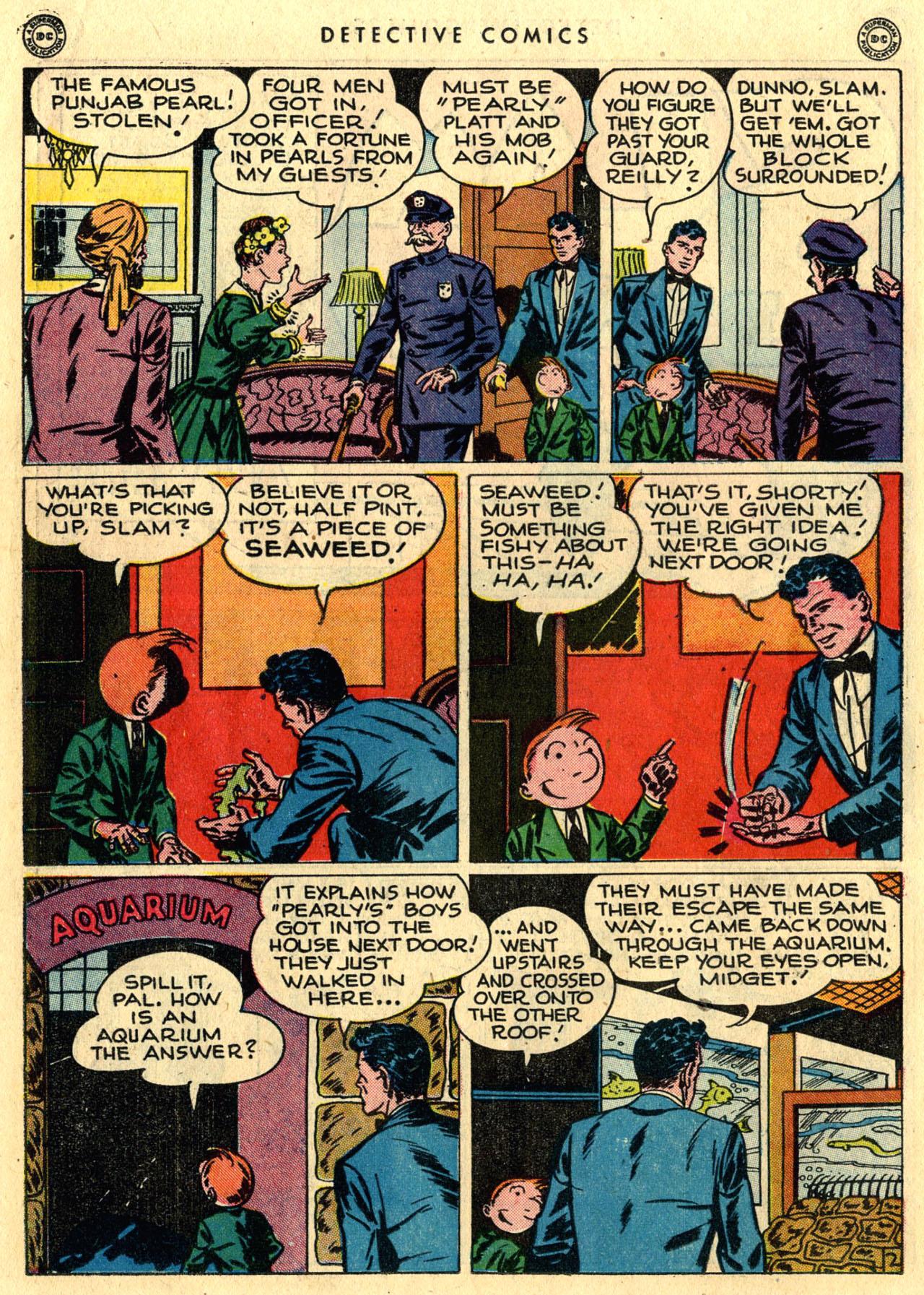 Read online Detective Comics (1937) comic -  Issue #118 - 18