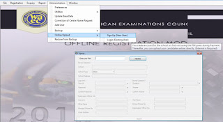 waec-school-account-profile-creation-offline