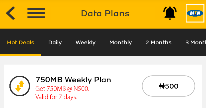 🔥 How To Subscribe To MyMTN App 3GB For N1500 + Free 4GB Data