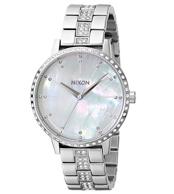 Amazon: Nixon Kensington Bracelet Watch for only $50 (reg $175) + More Watch Deals!