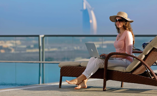 Luxury of Hotels in Dubai