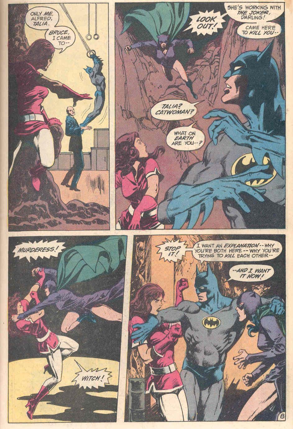 Detective Comics (1937) 526 Page 8