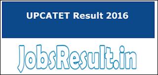 UPCATET Result 2016