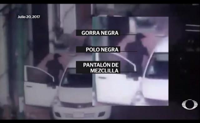 """DIFUNDEN VIDEO;  De los últimos minutos de """"El Ojos"""", el capo abatido de Tláhuac"""