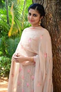 leona lishoy at edureetha teaser launch 3