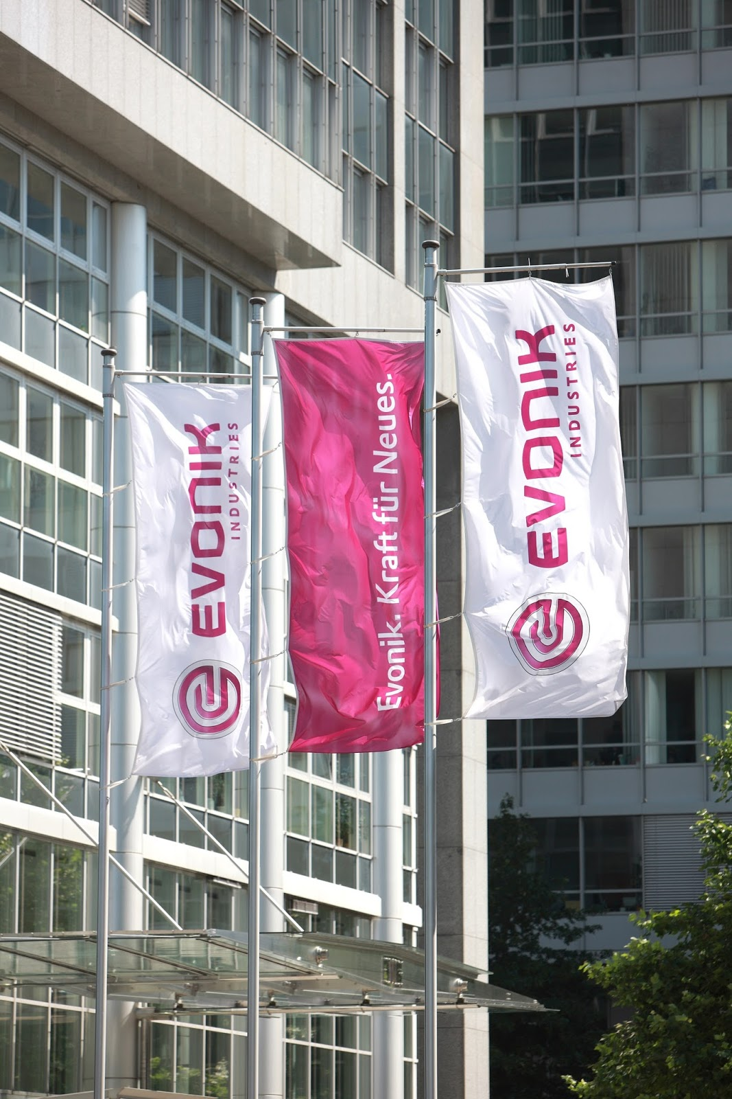 The Global Miller: 30/01/2017: Evonik to introduce first own