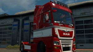 Man E6 V2.0 International Transport Skin
