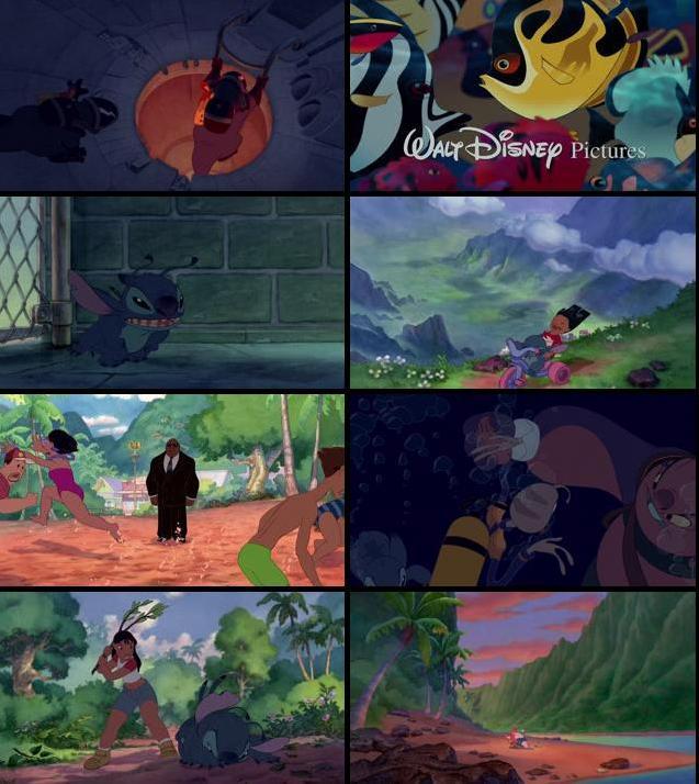 Lilo and Stitch 2002 Dual Audio Hindi 720p BluRay