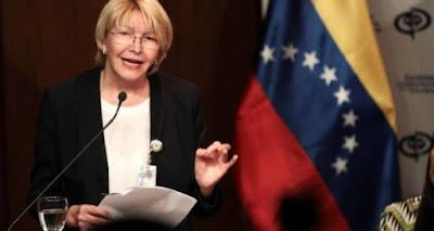 ¡ALERTA ROJA! Ortega Díaz solicitó ante el TSJ en el exilio la captura de Maduro