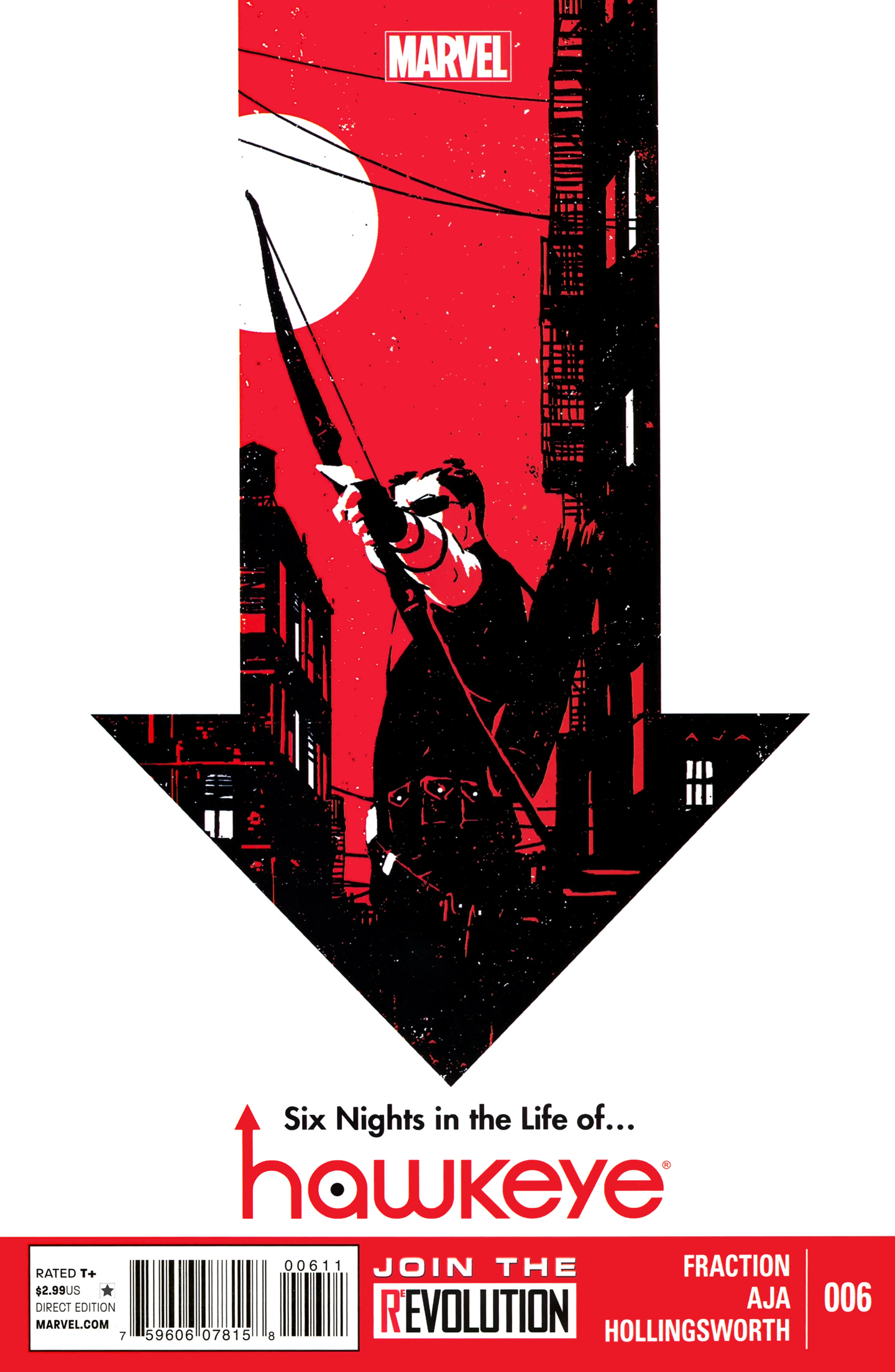 Hawkeye (2012) 6 Page 1