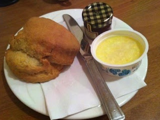 Lyme Park National Trust Scones