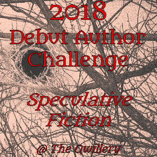 2018 Debut Author Challenge Cover Wars - August Debuts