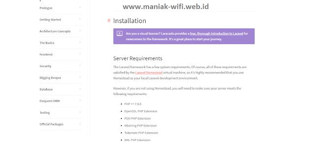 Free Download Laravel Offline Full Document