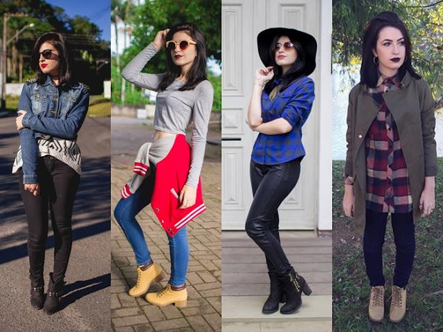 Inspire-se na blogueira Izabela Santana-Blog Garota Estrela
