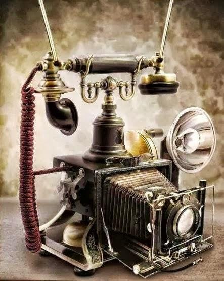 Смартфон прошлого века