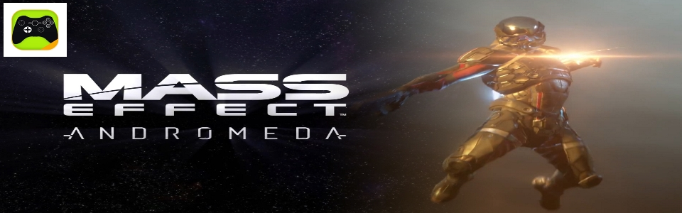 Mass Effect Andromeda Cinematic Reveal Trailer