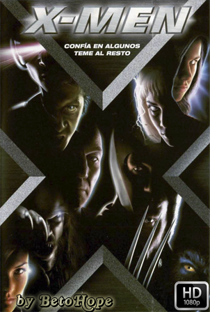 X-Men [2000] [Latino-Ingles] HD 1080P  [Google Drive] GloboTV