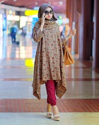 Model Baju Muslim Terbaru Dian Pelangi