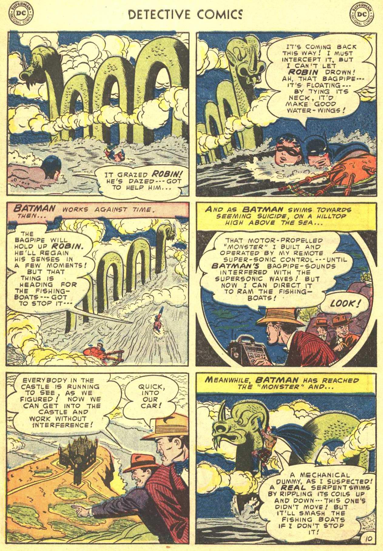 Detective Comics (1937) 198 Page 11
