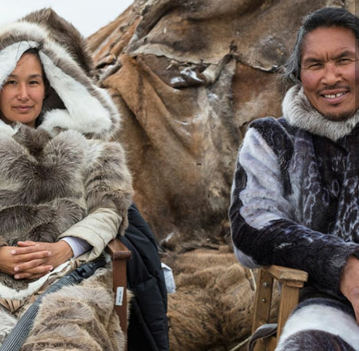 visions of the north the inuit cast of amc s the terror