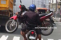 Funny Moments with Motorcycles