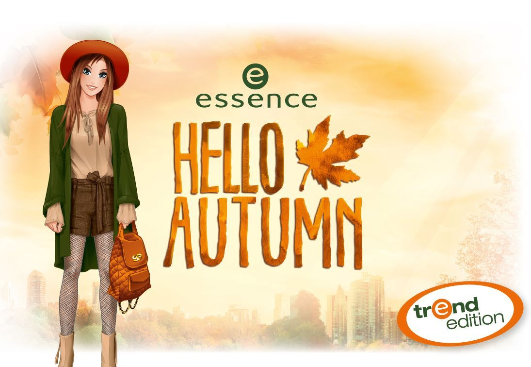 Essence Trend Edition Hello Autumn 2014 Cover