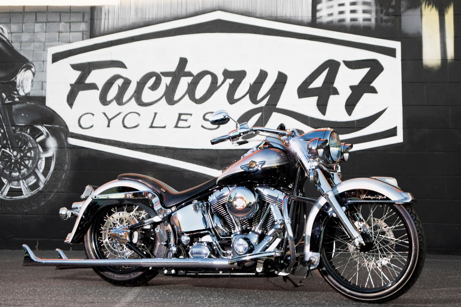 2011 Super Glide Custom Ape Wiring Harness Free Download Road King Factory47 2017 At