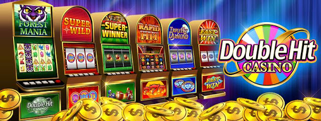 DoubleHit Casino Daily Free Coins Bonus Collector