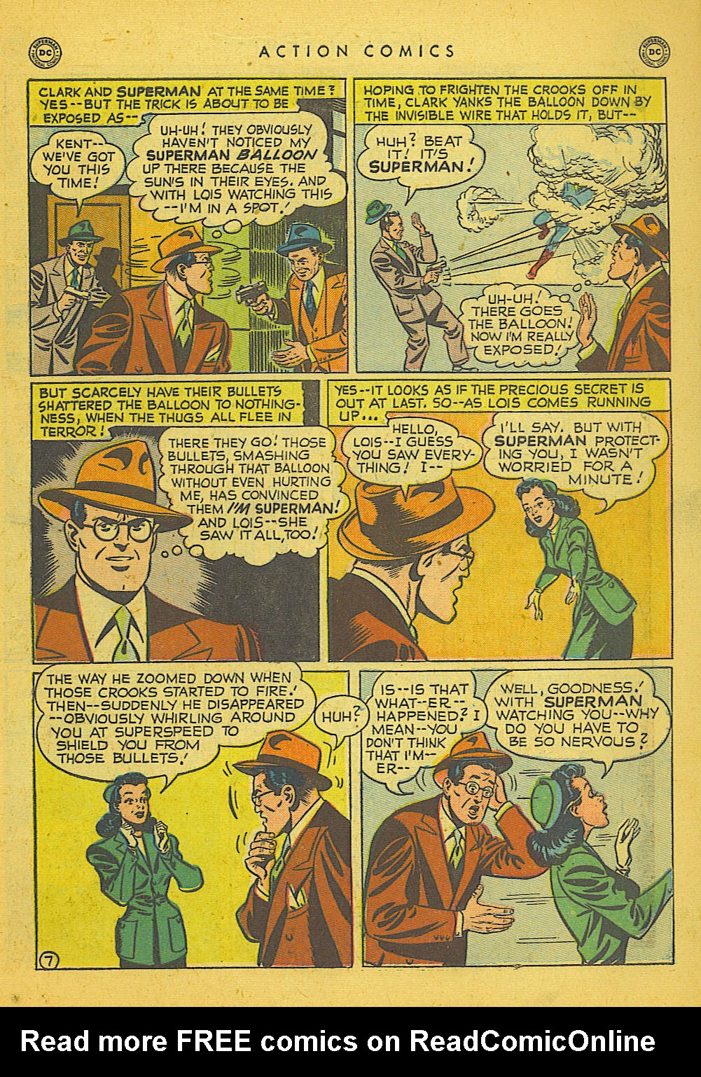 Action Comics (1938) 153 Page 7